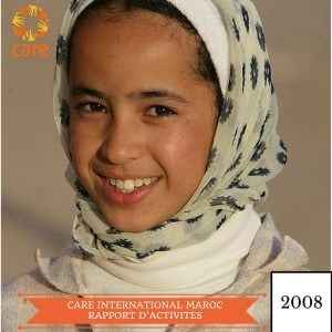 CARE International Maroc RAPPORT D'ACTIVITES 2008