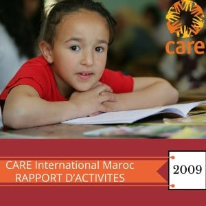 CARE International Maroc RAPPORT D'ACTIVITES 2009