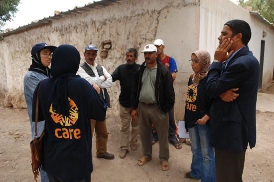 Appui à la mise en œuvre de l'INDH à Dar Bouazza