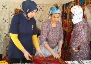 Autonomisation socioéconomique des femmes vulnérables des régions de l'Oriental, Fès-Meknès et Béni Mellal-Khénifra, Maroc (phase 2)