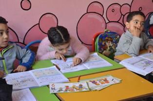 Education préscolaire de qualité dans la région de casablanca- settat